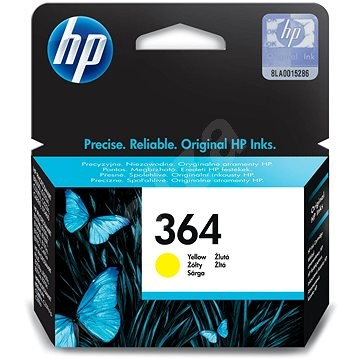HP CB320EE No. 364 Yellow - Cartridge