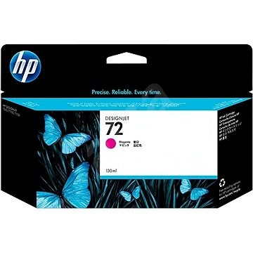 HP C9372A No. 72 Magenta - Cartridge