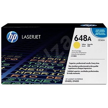 HP CE261A Yellow - Toner