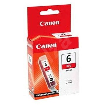 Canon BCI6R red - Cartridge
