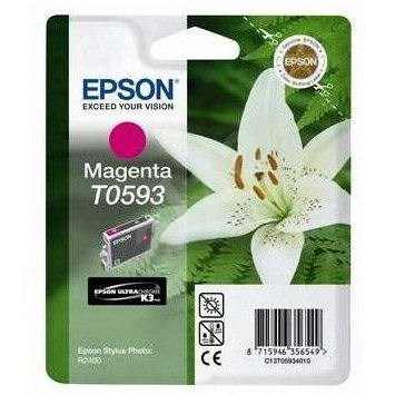 Epson T0593 Magenta - Cartridge