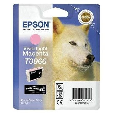 Epson T0966 light magenta - Cartridge