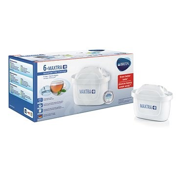 Brita MaxtraPlus 6 Pack - Filter Cartridge
